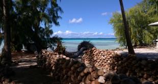 Arrivée dans les Tuamotu