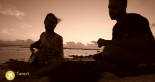 Voyage dans l'archipel de la Société et des Tuamotus